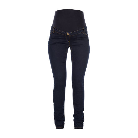 LOVE2WAIT Umstandsjeans Sophia Dark Wash -  Länge: 32