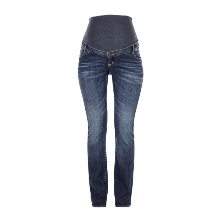 LOVE2WAIT Vaqueros de maternidad Romy Dark Wash - Longitud: 34