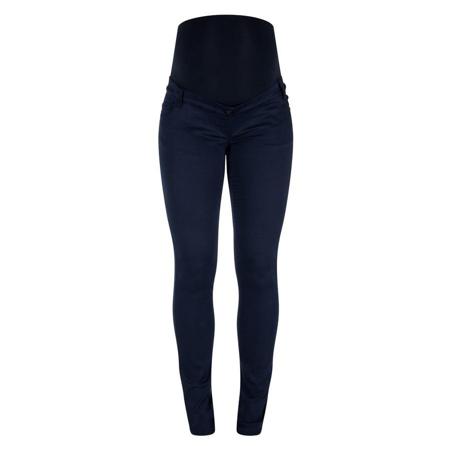 LOVE2WAIT  Těhotenské kalhoty Sophia Superskinny Navy