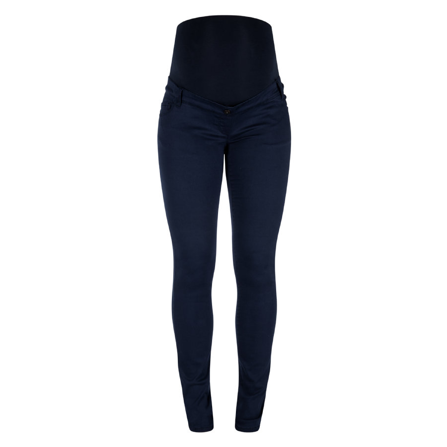 LOVE2WAIT Umstandshose Sophia Superskinny Navy