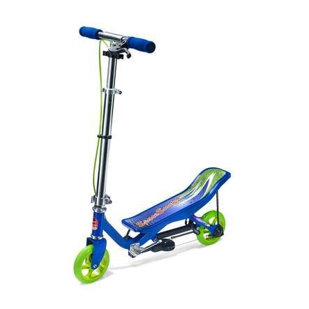 Space Scooter® Trottinette enfant 2 roues Junior X 360, bleu