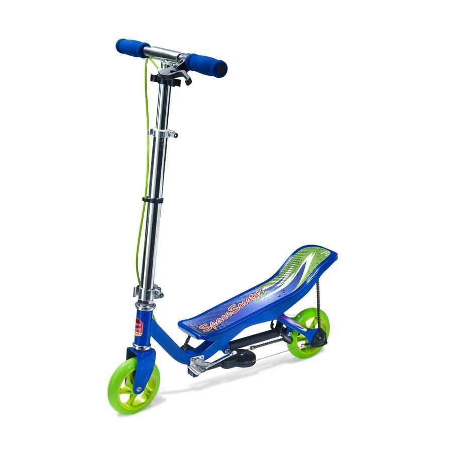 Space Scooter Junior X 360 blå