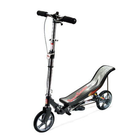 Space Scooter® X 580 mat zwart