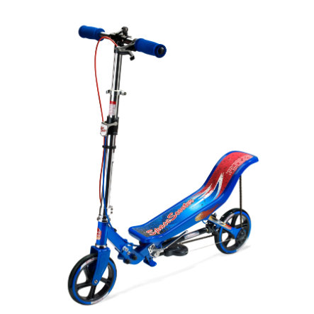 Space Scooter® X 580 blauw