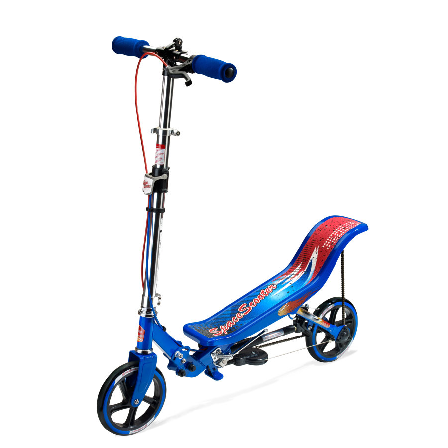 Space Scooter® X 580 Blau -