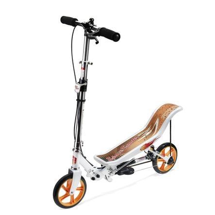 Space Scooter® Trottinette enfant 2 roues X 580, blanc