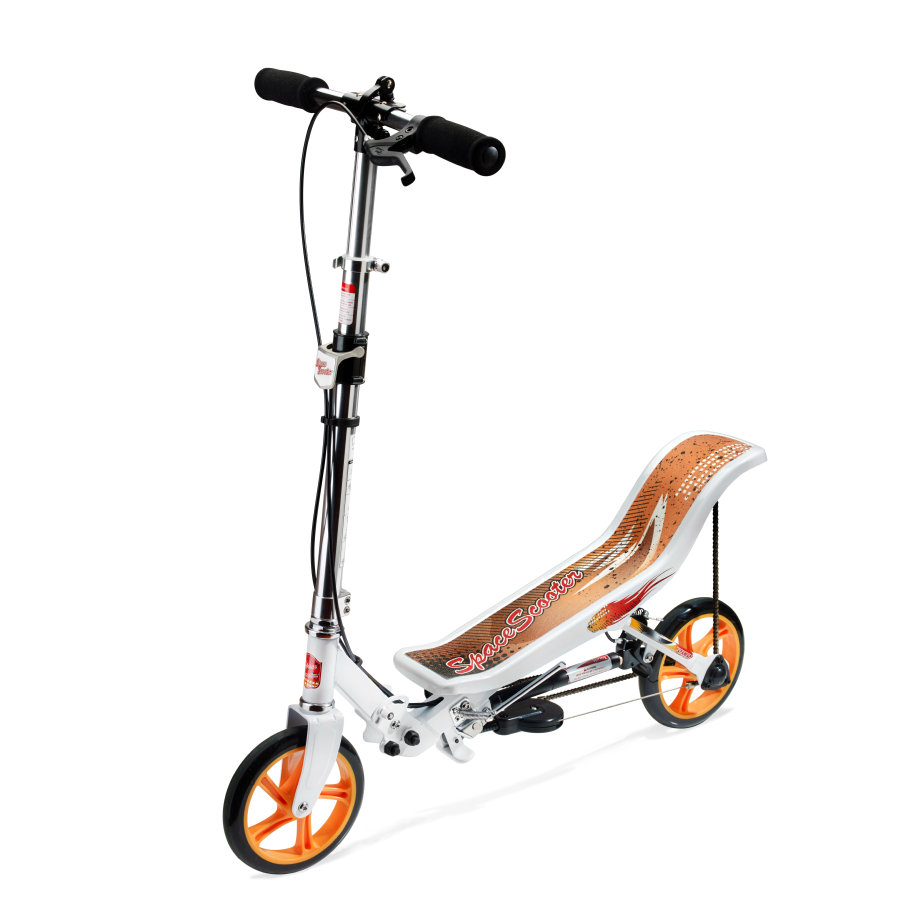 Space Scooter® X 580 Weiss