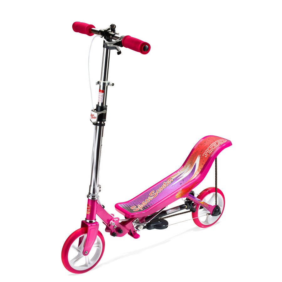 Space Scooter® Patinete X 580 fucsia