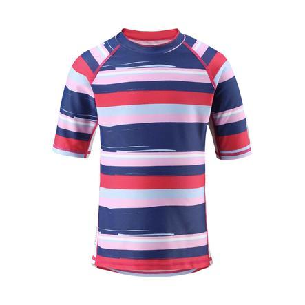 reima Zonnebescherming T-Shirt Fiji aardbeienrood
