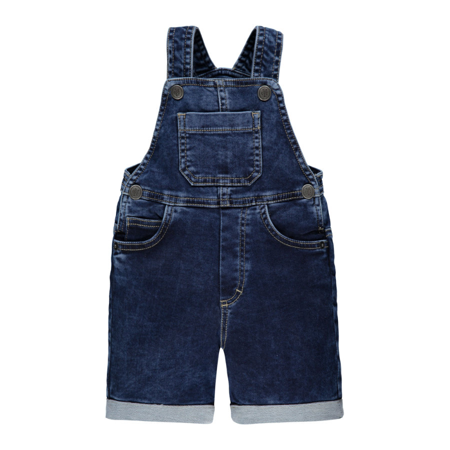 Marc O'Polo Boys Latzhose dark blue denim