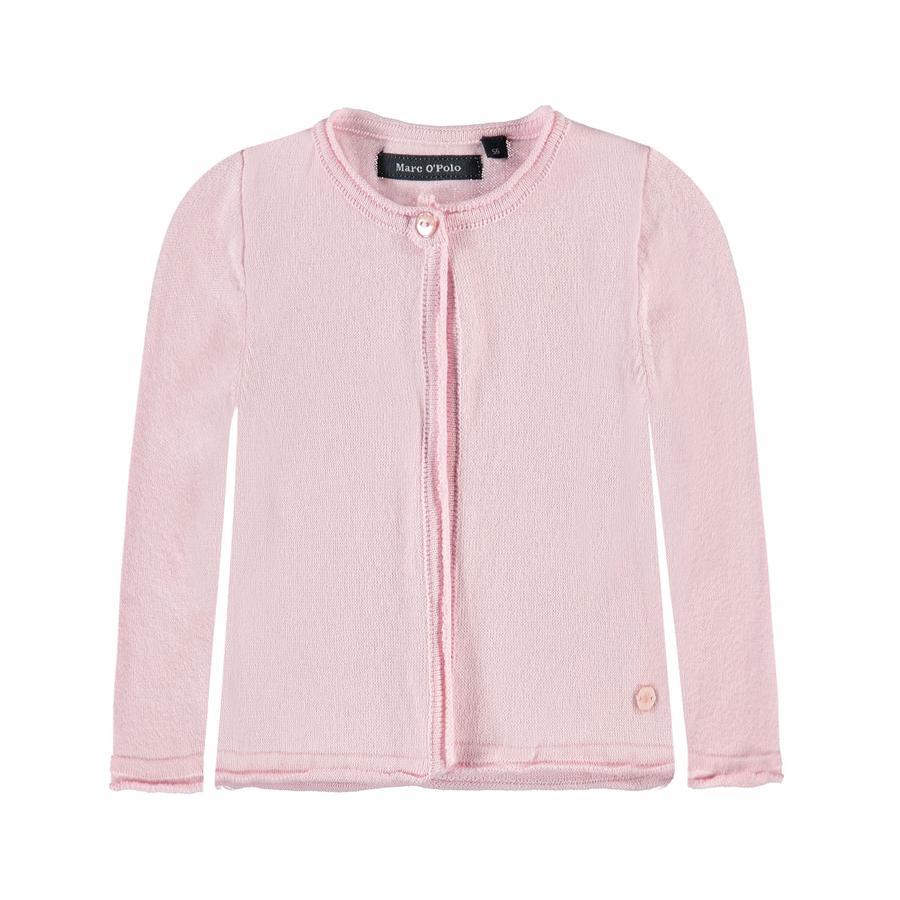Marc O'Polo Girl 's Vestje met krijtroze rosé