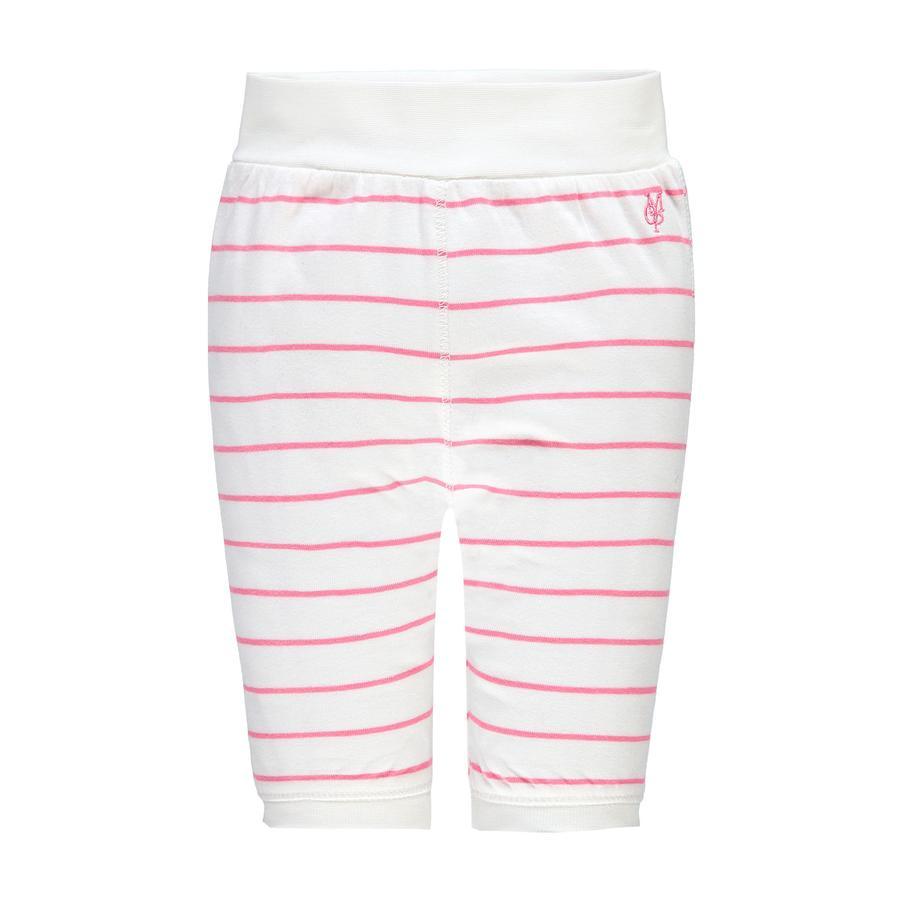 Marc O'Polo Girl 's Sweat Pantalon Ringel rose