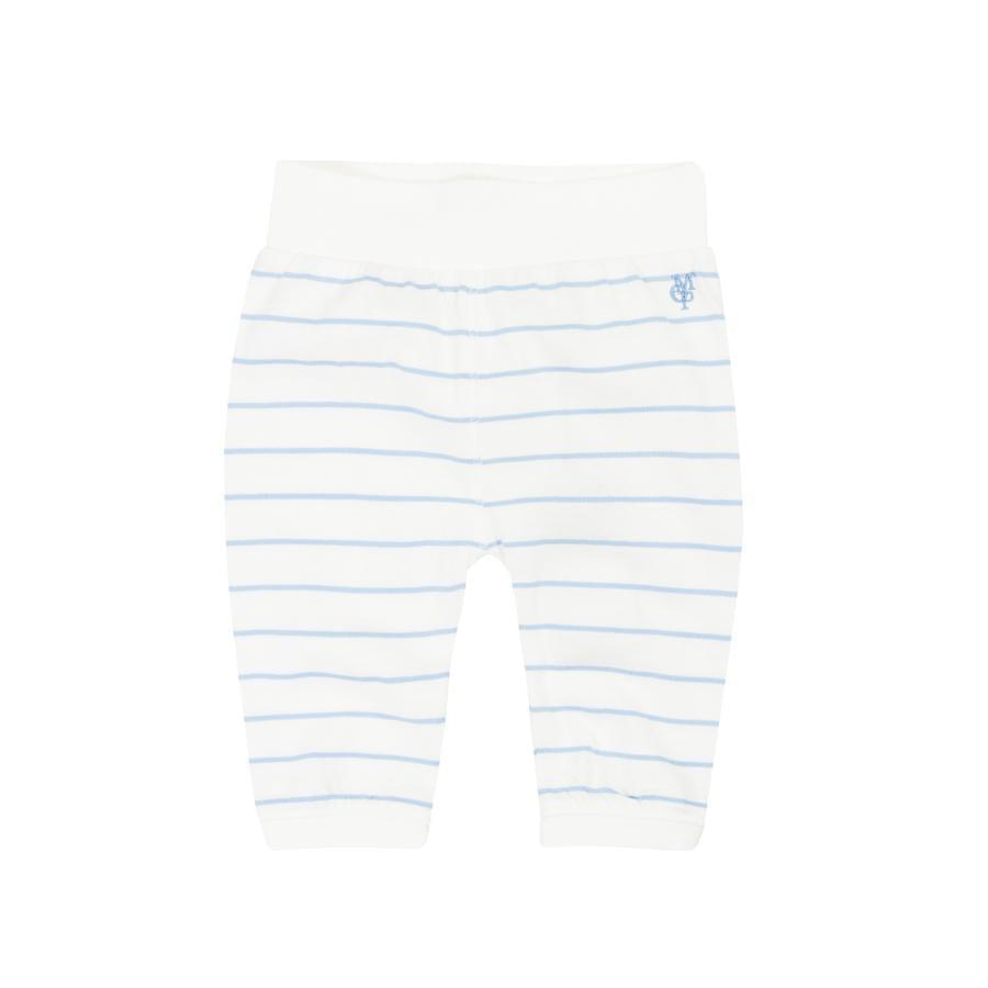 Marc O'Polo Boys Sweathose Ringel blue