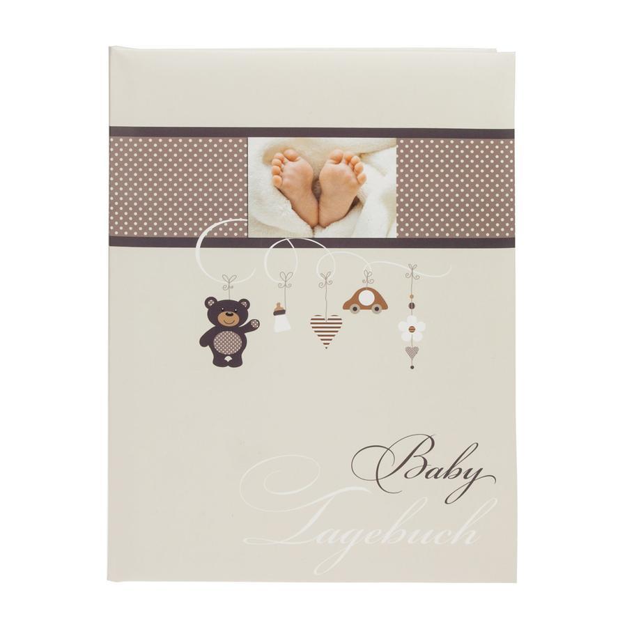 goldbuch Babytagebuch - Little Mobile