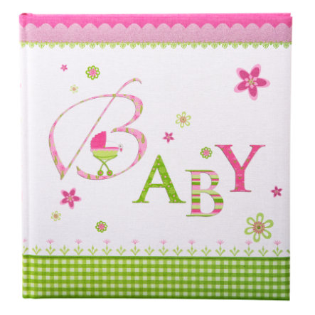 goldbuch Babyalbum - Lovely, rosa