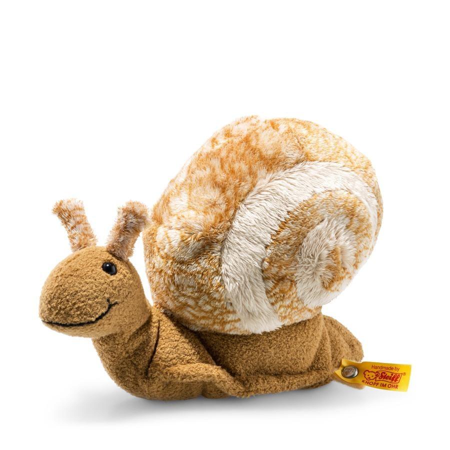 Steiff Snailly Schnecke 20 beige/braun