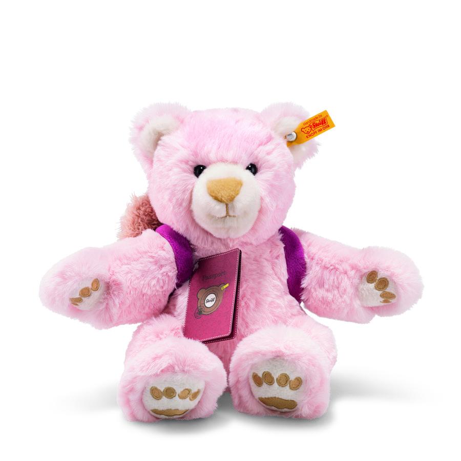 Steiff Teddybär Lula Weltenbummlerin 3