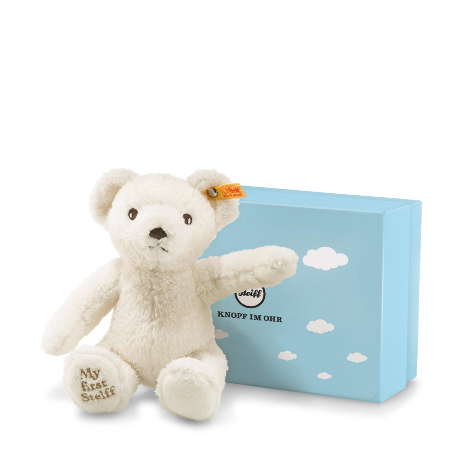 Steiff Teddy bear 24 creme My First Steiff