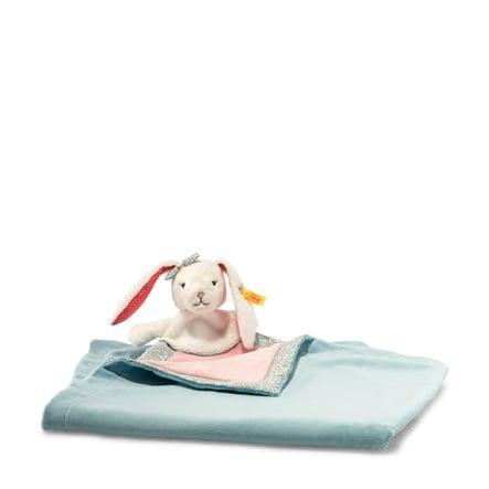 Steiff Blossom Bunny Cuddly Blanket 68X