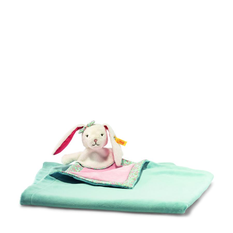 Steiff  Blossom Manta de conejo 68X