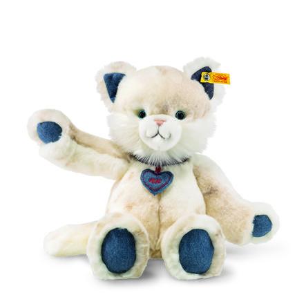 Steiff Miau Katze 33 weiss