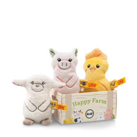 Steiff Happy Farm Mini Band 3 tlg