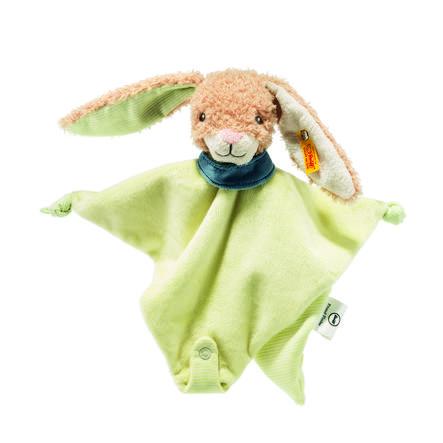 STEIFF Pupu halausviltti beige/vihreä, 28 cm