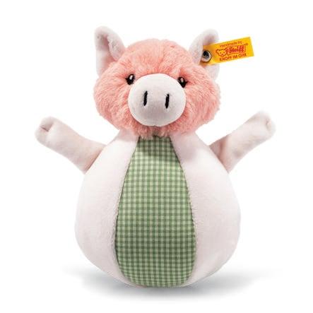 Steiff  Cerdo Piggilee Klangspiel 19 rosa