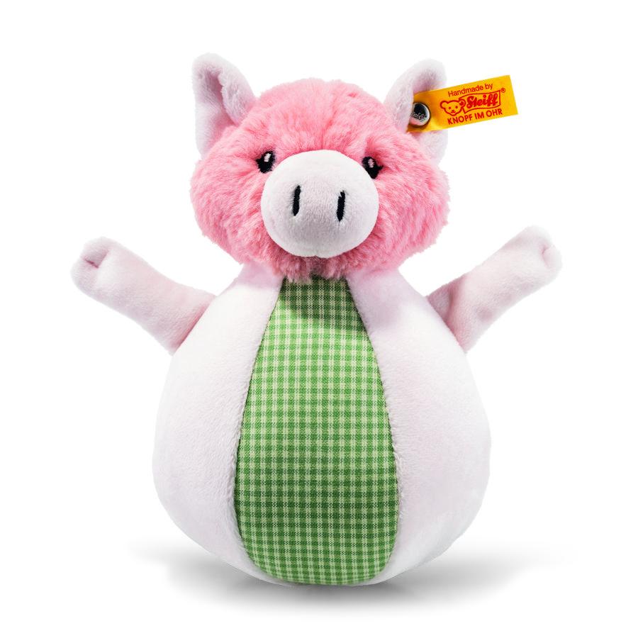 Steiff Schwein Piggilee Klangspiel 19 rosa