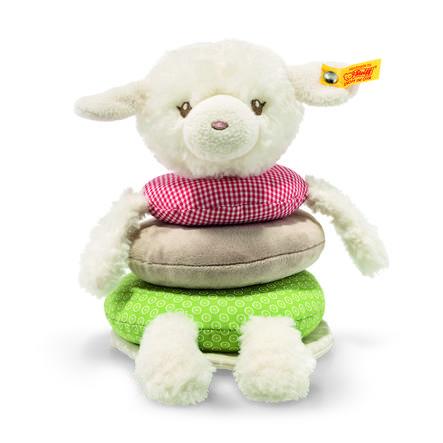 Steiff  Bague d' Lambaloo empilage des moutons 18 creme /couleur