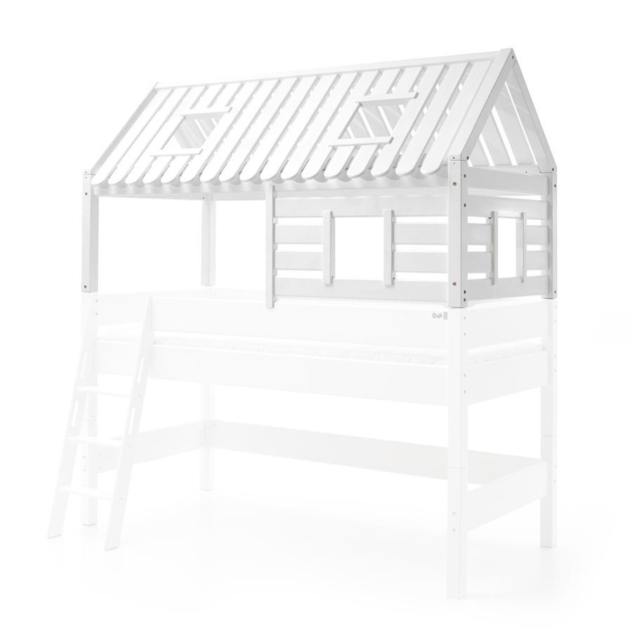 Relita Holzhütte Tom weiß