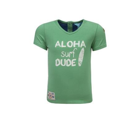 Rennen! Boys T-Shirt Groen!