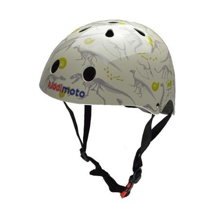 kiddimoto® Fahrradhelm Fossil - S