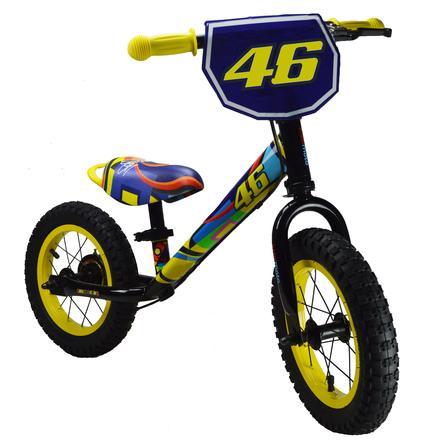 kiddimoto® Metall Hero Laufrad mit Bremse - Valentino Rossi