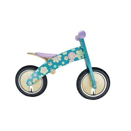 Kiddimoto® Premium Løbecykel - Fleur