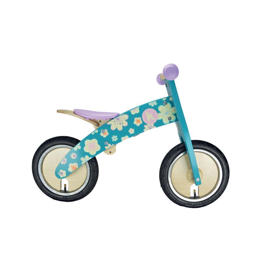 kiddimoto® Premium Loopfiets - Fleur