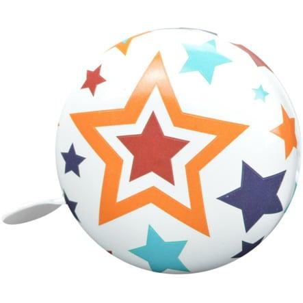 kiddimoto® Sonnette de vélo enfant Design Stars, T. L