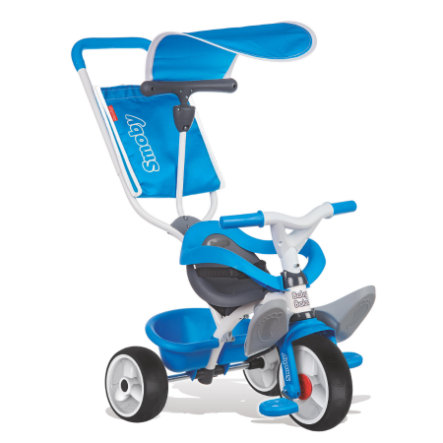 SMOBY Trehjuling Baby Balade Blue