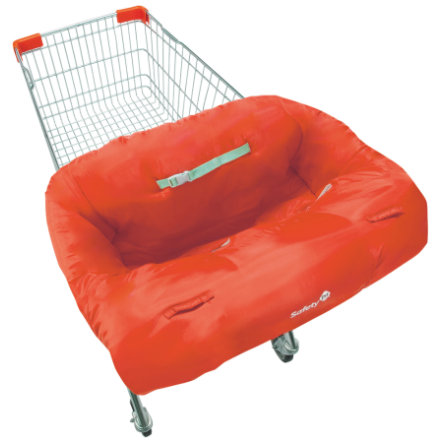Safety 1st Cojín de carrito de compras Caddy Protect Rojo