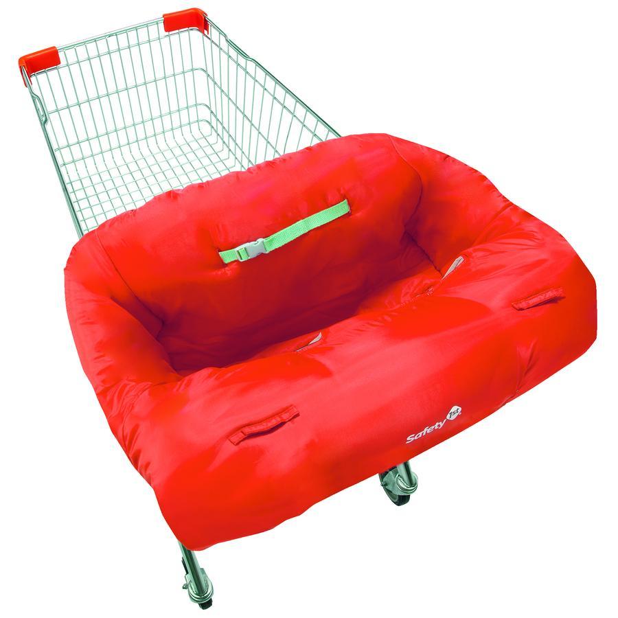 Safety 1st Pokrowiec na wózek zakupowy Caddy Protect Red Lines