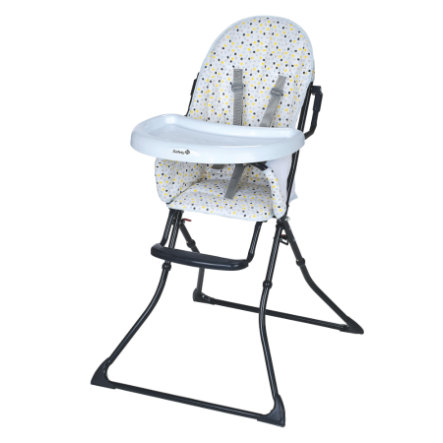 Safety 1st Krzesełko do karmienia Kanji Grey Patches