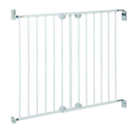 Safety 1st Barrera de seguridad Wall Fix Metal, blanco
