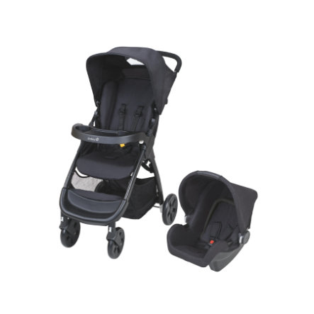 SAFETY 1ST Amble TS Matkarattaat, Full Black