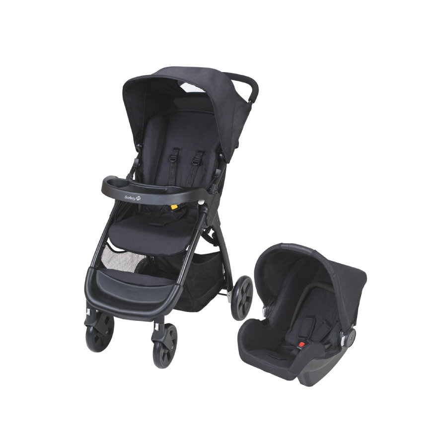 Safety 1st Passeggino leggero Amble TS Full Black