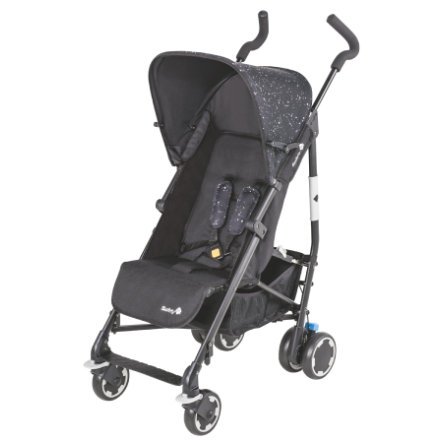 Safety 1st Klapvogn Compa City Splatter Black