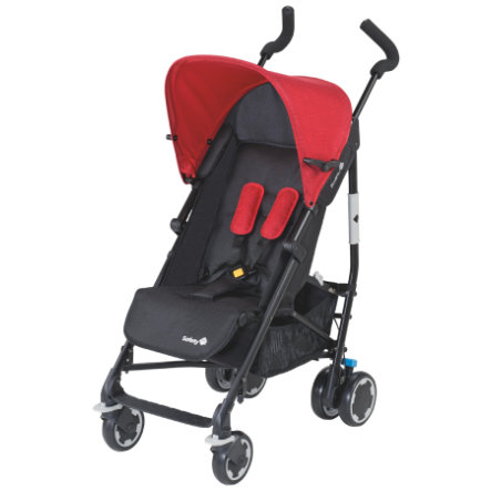 Safety 1st Passeggino leggero Compa City Optical Red