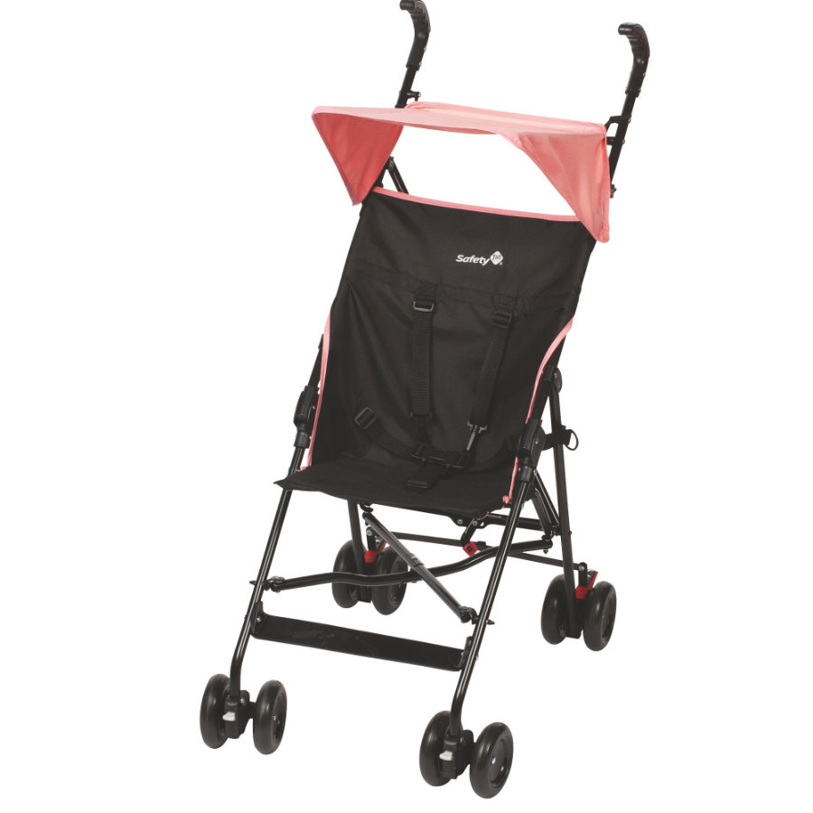Safety 1st Paraplyvagn Peps med sufflett, Pop Pink