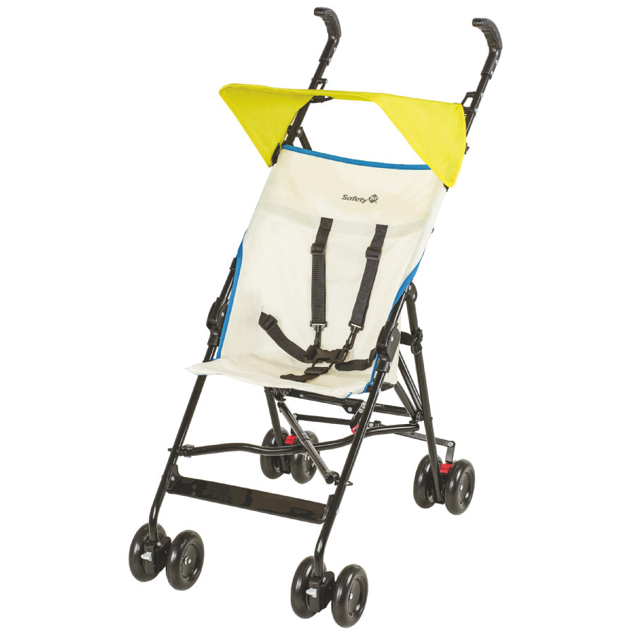 Safety 1st Peps Paraplyvagn med sufflett Summer Yellow