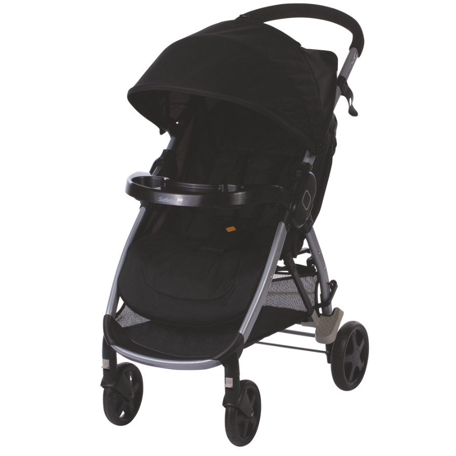 Safety 1st Wózek spacerowy Step & Go Full Black