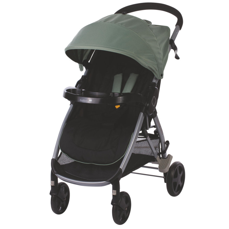 Safety 1st Silla de paseo Step & Go Green Hill